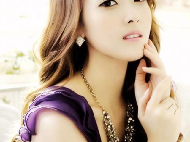 5 best korean hairstyles for long hair - fmag