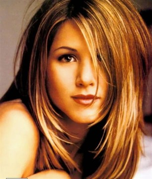 jennifer aniston medium layers