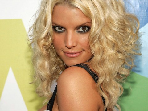 jessica simpson curly layers