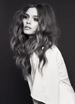 loose messy waves