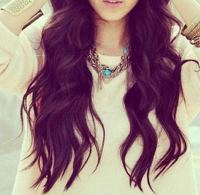 Loose Waves Long Hair