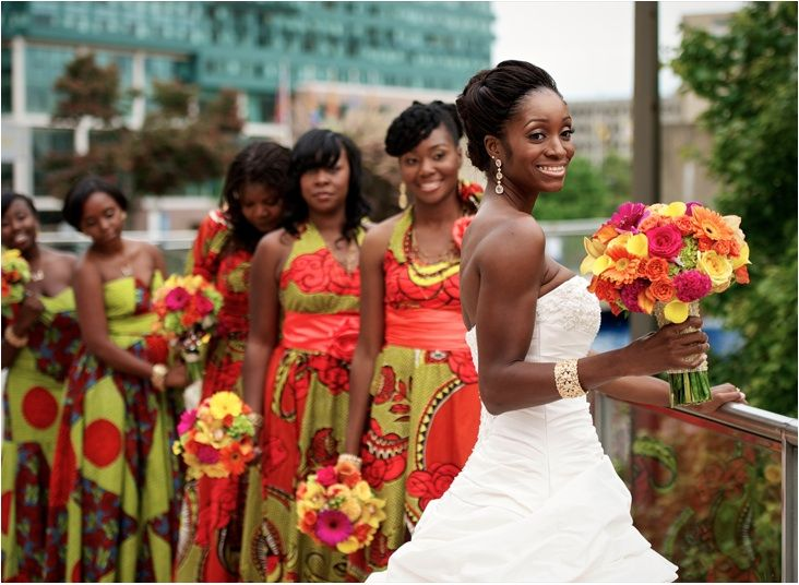 37 gorgeous African wedding dresses - fmag.com