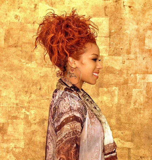 Remarkable She Makes Anything Look Good 15 Of Keyshia Cole39S Best Hairstyles Short Hairstyles Gunalazisus