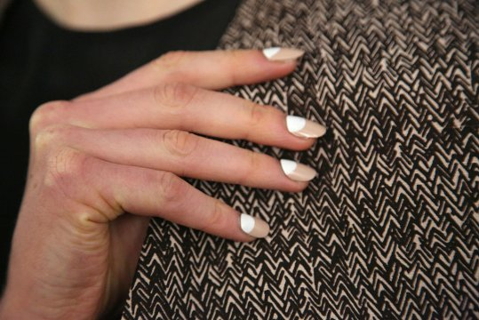 Jenni Kayne - beautiful nail designs for the office