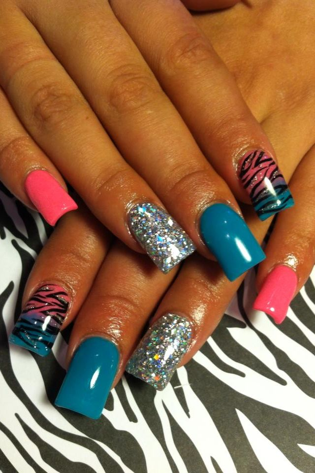 Cool Nail Designs & Ideas