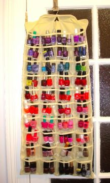 nail polish jewelry organizer 2