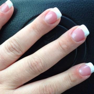 solar nails classic