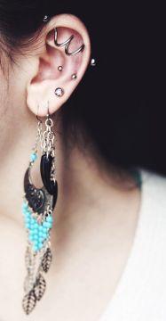 Fab snug piercing