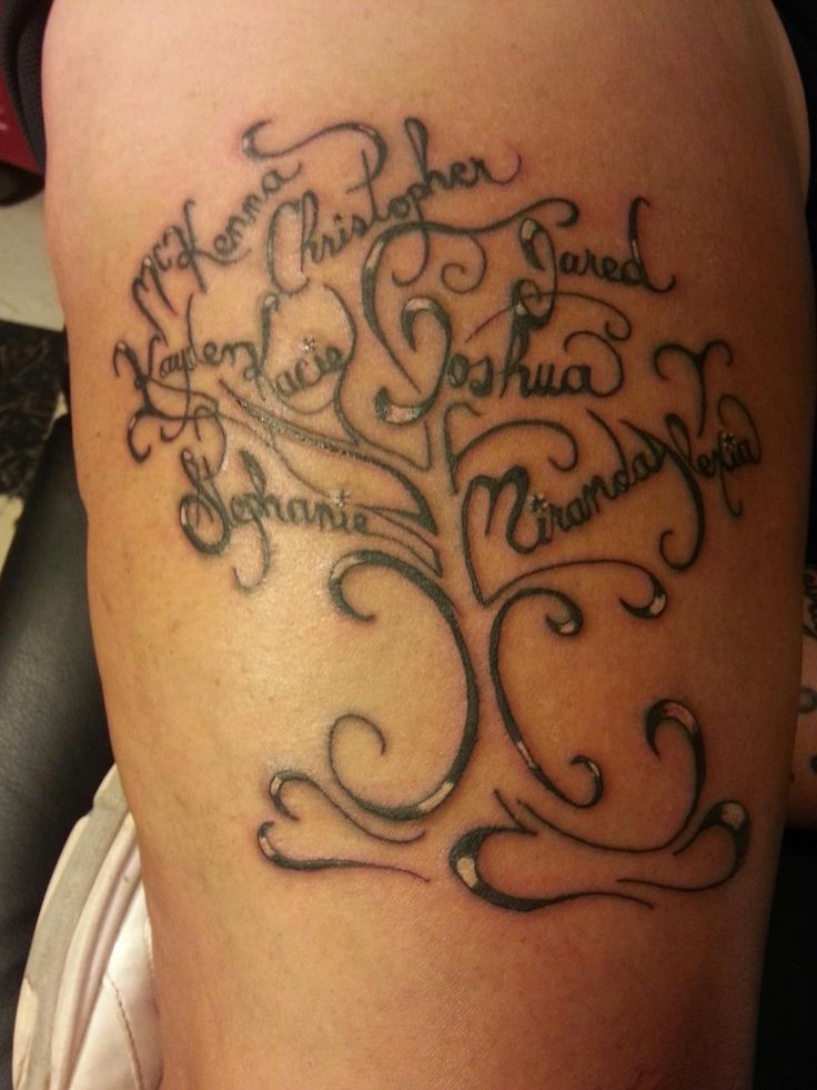 family tree tattoo 11 - FMag.com