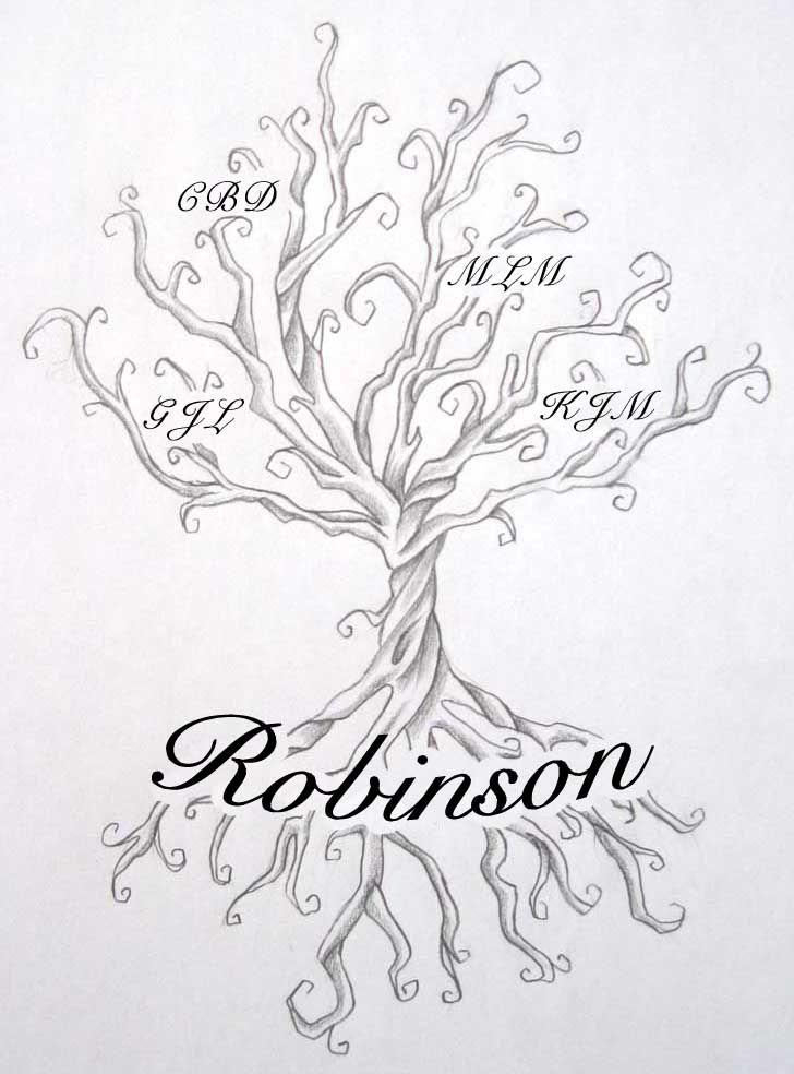 15+ Best Family Tree Tattoo Designs