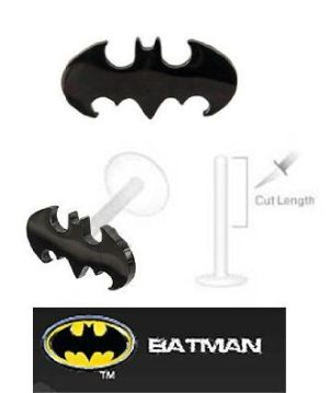 Batman monroe piercing
