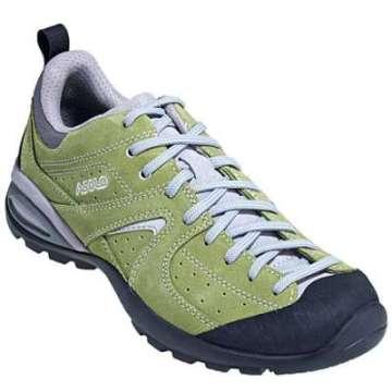 Green Women's Hiking Shoe