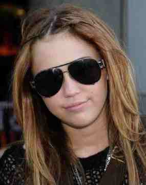 Miley Cyrus Braids