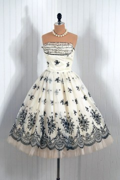 Vintage-Cocktail-Dress