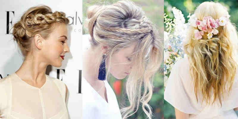 Bohemian Style Hair: Boho Hairstyles -Fmag.com