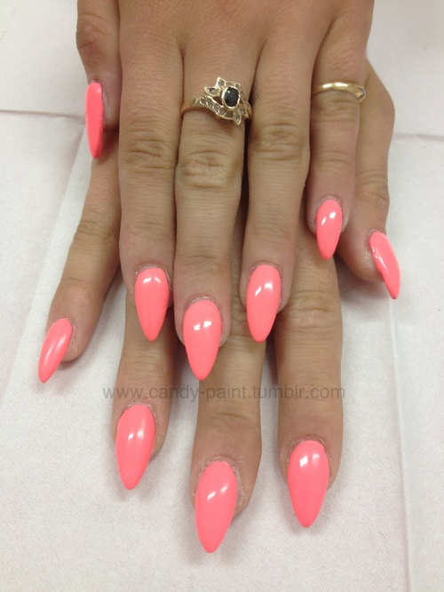 6 Absolutely Beautiful Nail Shapes You Should Try   FMag.com