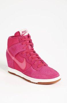 pink wdge