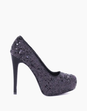 pump sequined