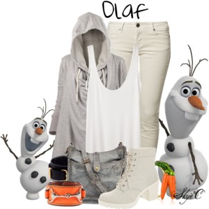 Frozen outfit - Olaf