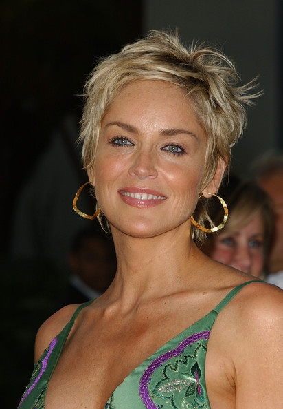 Sharon Stone Hair 1