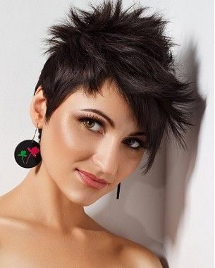 Magnificent Short Spiky Hairstyles Fmag Com Short Hairstyles For Black Women Fulllsitofus