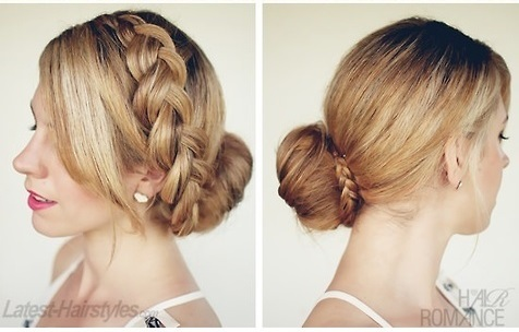 Braided Bun Varieties