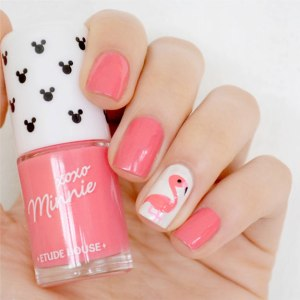 flamingo-nail-art-spring-nail-art-designs-OPT