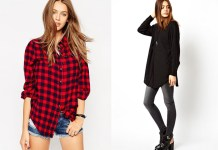 best boyfriend shirt outfit ideas