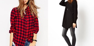 best boyfriend shirt outfit ideas