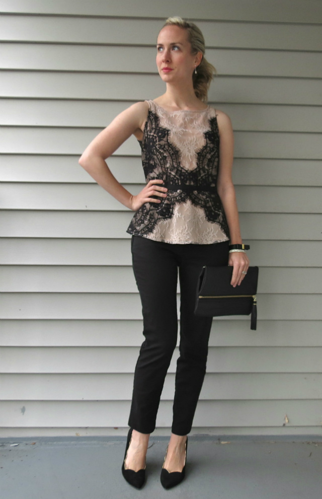 Wedding Guest Pants Outfit