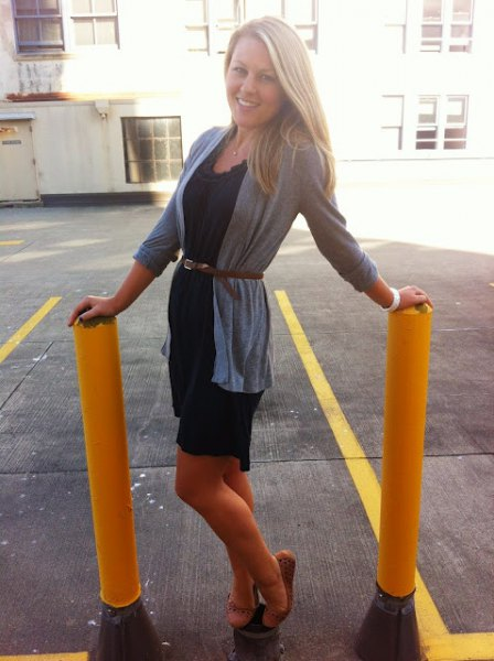15 Amazing Outfit Ideas on How to Wear Belted Cardigan - FMag.com