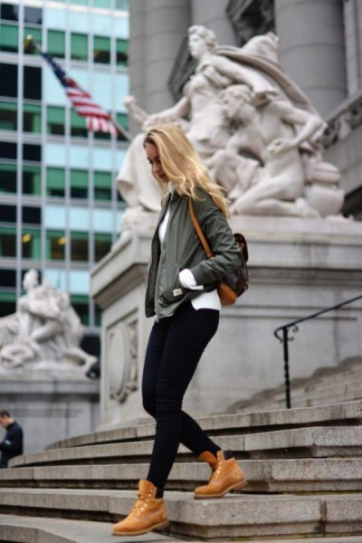 How To Wear Timberland Boots For Women Top Outfit Ideas