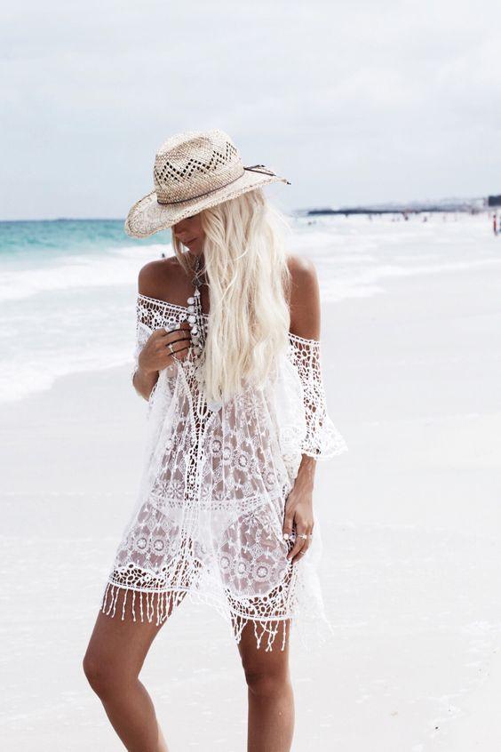crochet dress gypsy