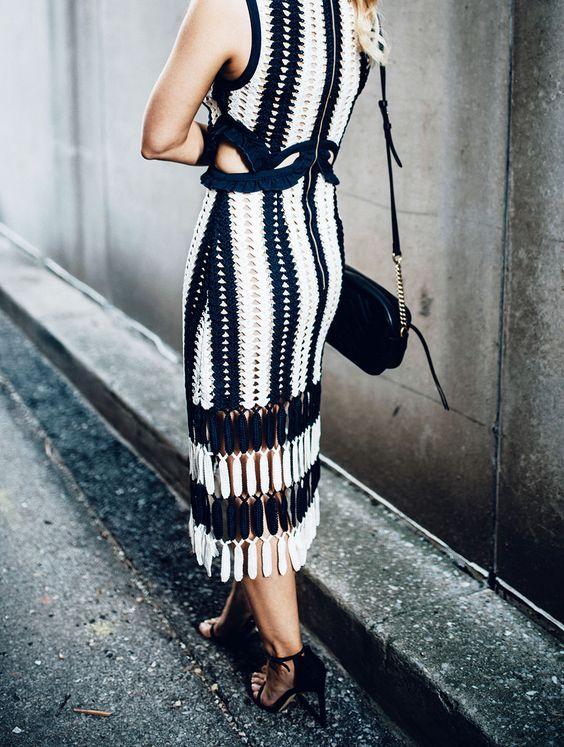 c81d075b77f7 Crochet Dress  Perfect And Unique Outfit Ideas - FMag.com