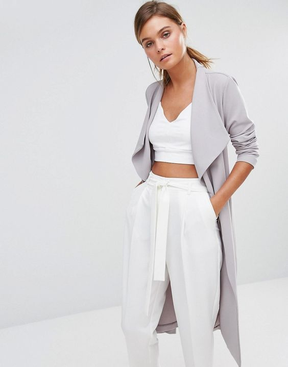 d83dc2e5fcb How to Style Duster Jacket  14 Best Outfit Ideas - FMag.com