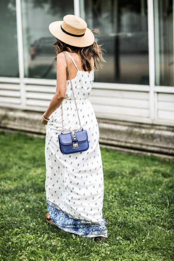 341ce0959c How to Style Straw Hat: 15 Super Chic Outfits - FMag.com
