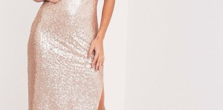 best rose gold dress outfit ideas