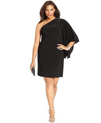 single bat sleeve shift dress