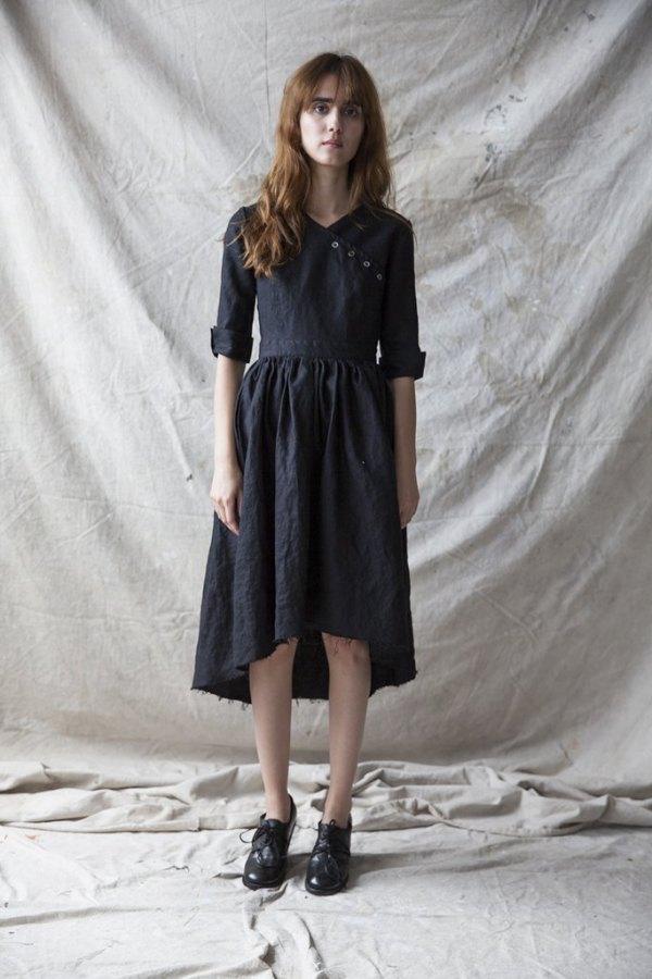 best black linen dress outfit ideas