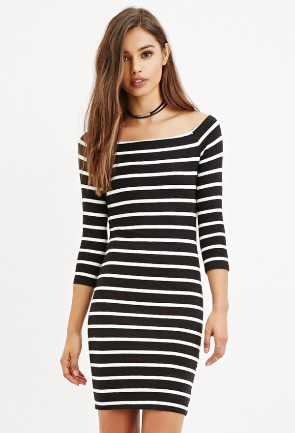 best boat neck dress outfits