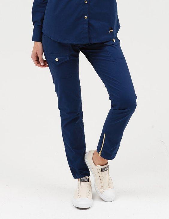 scrub pants skinny