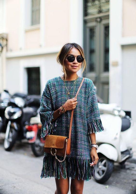 tweed dress summer