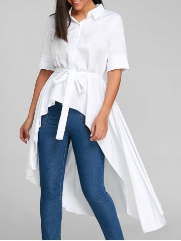 white collar shirt high waisted skinny jeans