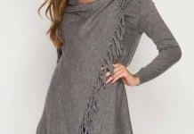 best fringe wrap outfit ideas
