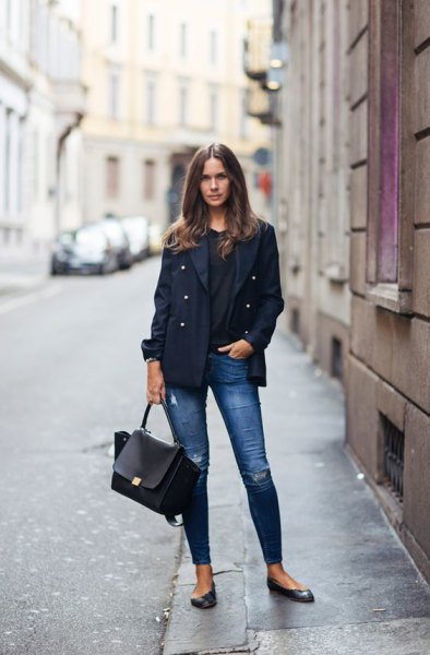 How To Wear Double Breasted Blazer 15 Best Outfits For