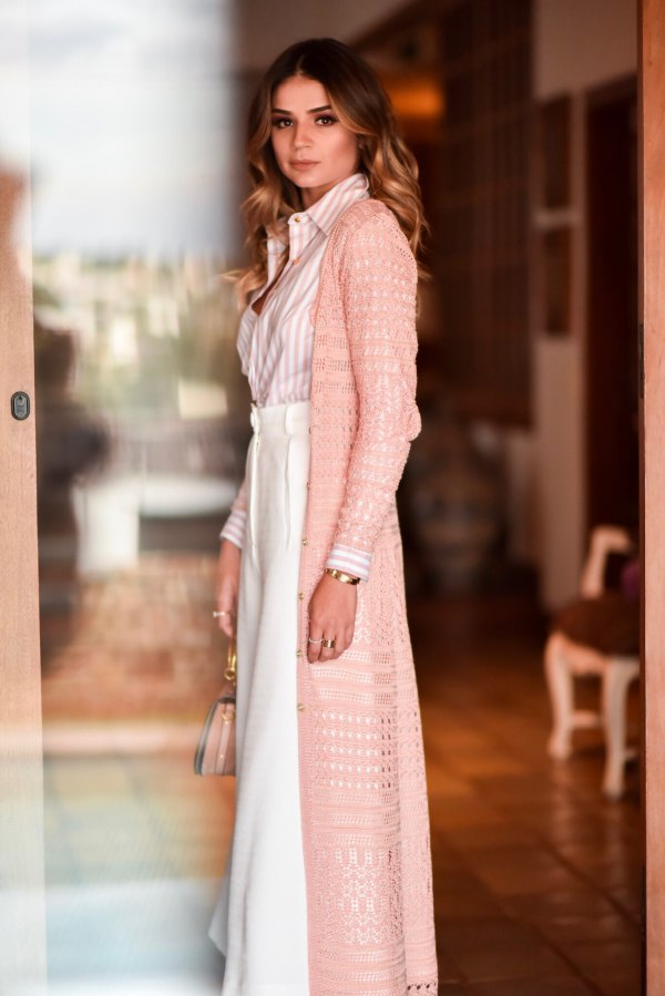 How to Wear Maxi Cardigan 15 Refreshing Outfit Ideas for