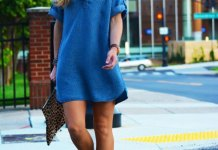 best chambray dress outfit ideas