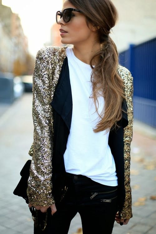 best evening jacket outfit ideas for women