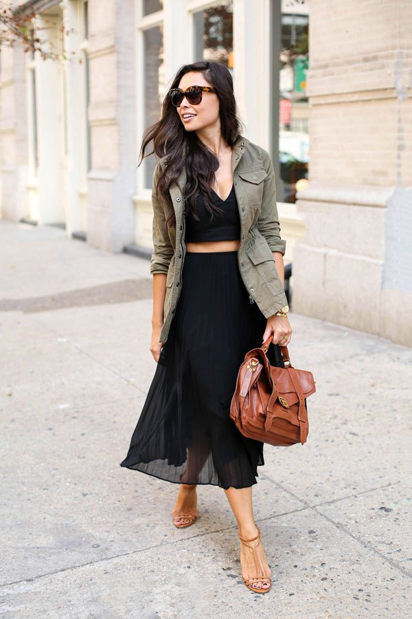 best khaki blazer outfit ideas for women