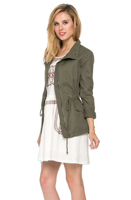 best olive jacket outfit ideas for ladies